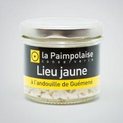 Lieu jaune à l'andouille de Guémené (80g)