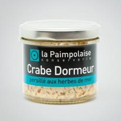 Crabe dormeur persillé aux herbes de mer (80g)