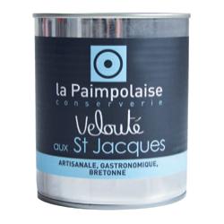 Le velouté de Saint-Jacques