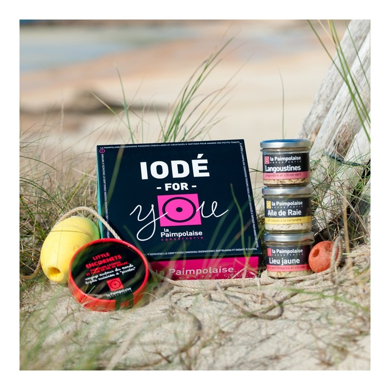 COFFRET IODE FOR YOU