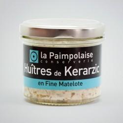 Kerarzic oysters in Fine Matelote (2,8 oz.)