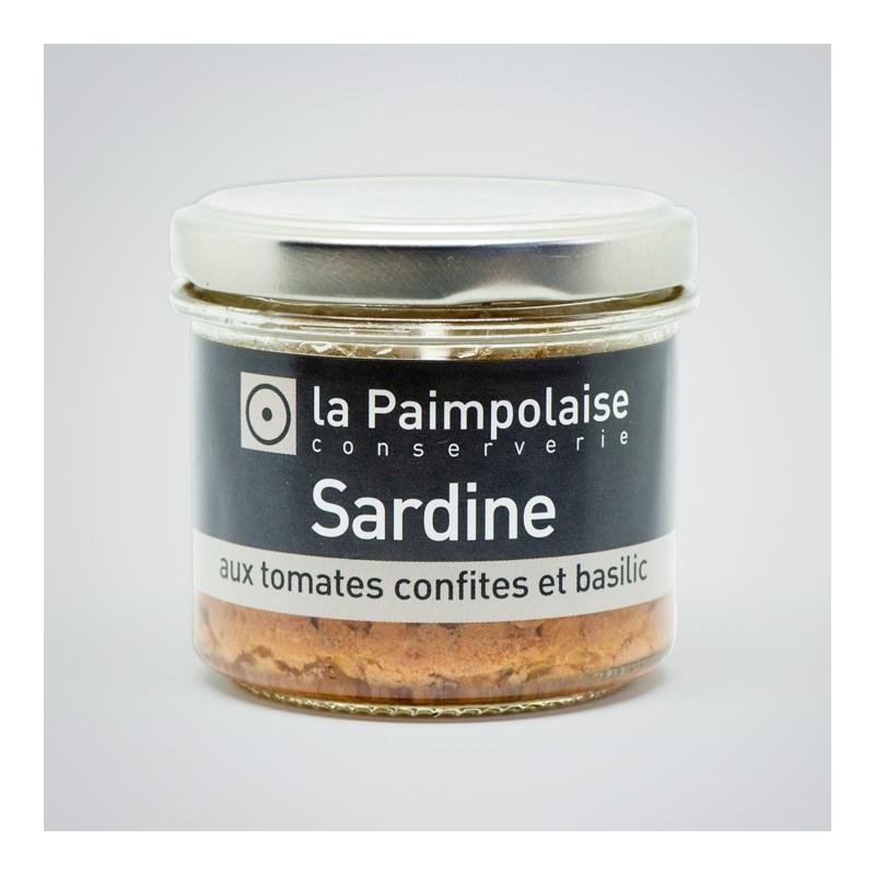 Sardine fillets La Paimpolaise Conserverie