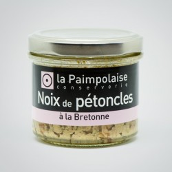 Tartinable de noix de pétoncles à la Bretonne 80g