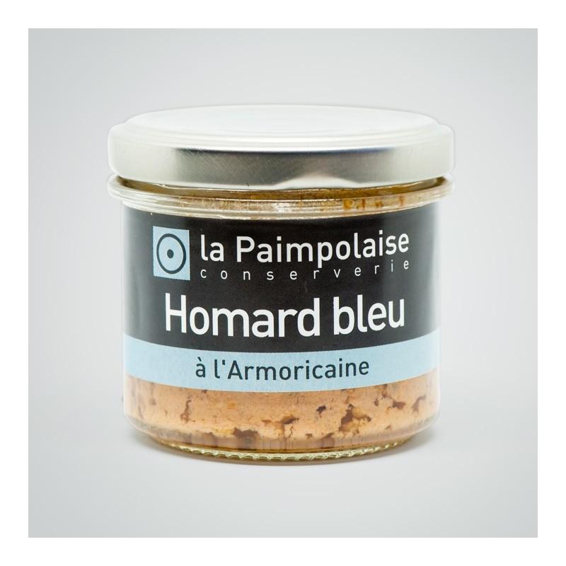 Blue lobster la Paimpolaise conserverie