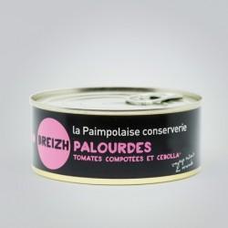 Tapas Breizh palourdes, tomates compotées et cebolla* 215g