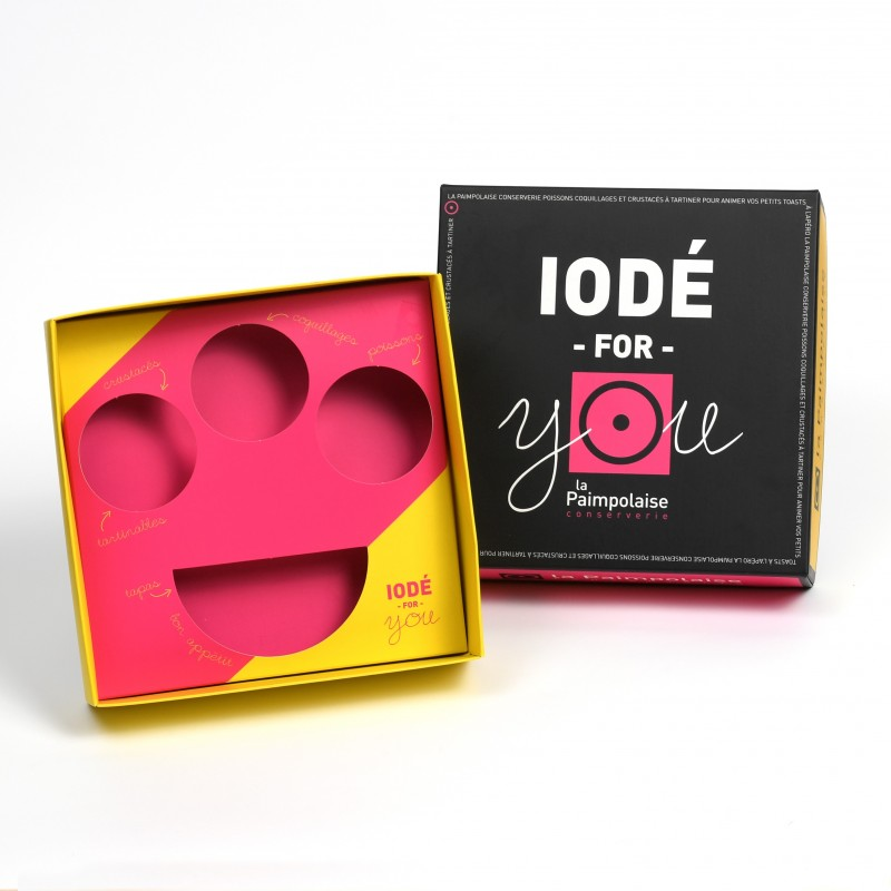 COFFRET Iodé for you