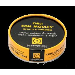 tapas Chili con moules*, Espelette et gingembre 100g